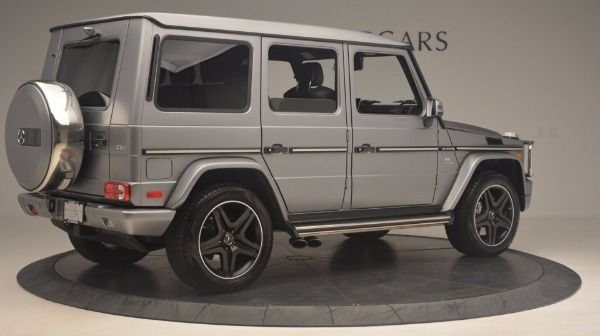 Used 2016 Mercedes Benz G-Class G 63 AMG for sale Sold at Alfa Romeo of Westport in Westport CT 06880 8