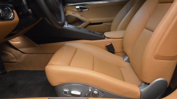 Used 2014 Porsche 911 Carrera 4S for sale Sold at Alfa Romeo of Westport in Westport CT 06880 14