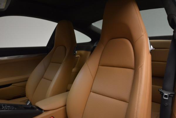Used 2014 Porsche 911 Carrera 4S for sale Sold at Alfa Romeo of Westport in Westport CT 06880 17