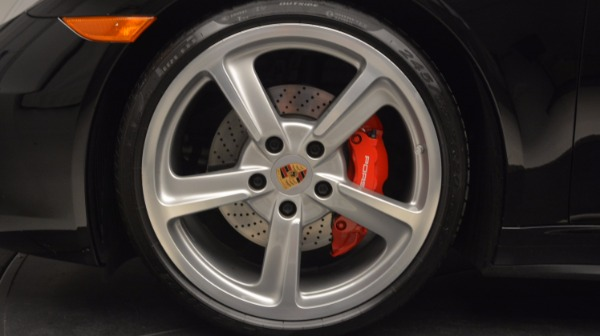 Used 2014 Porsche 911 Carrera 4S for sale Sold at Alfa Romeo of Westport in Westport CT 06880 20