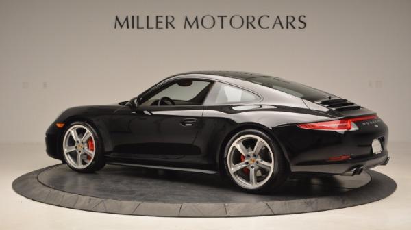 Used 2014 Porsche 911 Carrera 4S for sale Sold at Alfa Romeo of Westport in Westport CT 06880 4