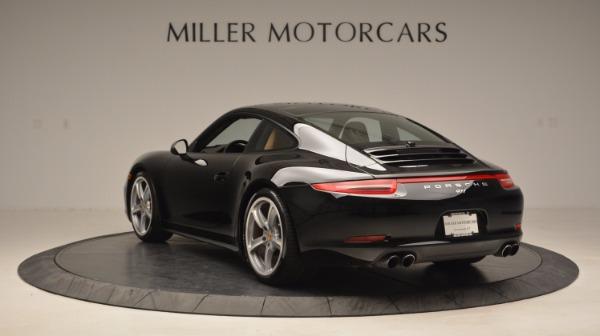 Used 2014 Porsche 911 Carrera 4S for sale Sold at Alfa Romeo of Westport in Westport CT 06880 5