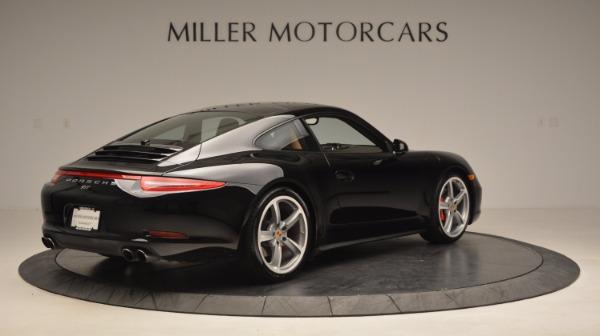 Used 2014 Porsche 911 Carrera 4S for sale Sold at Alfa Romeo of Westport in Westport CT 06880 7