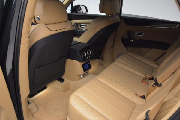 Used 2017 Bentley Bentayga W12 for sale Sold at Alfa Romeo of Westport in Westport CT 06880 26