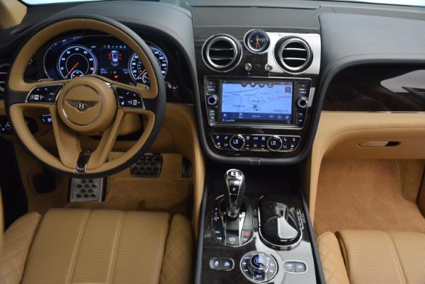 Used 2017 Bentley Bentayga W12 for sale Sold at Alfa Romeo of Westport in Westport CT 06880 28