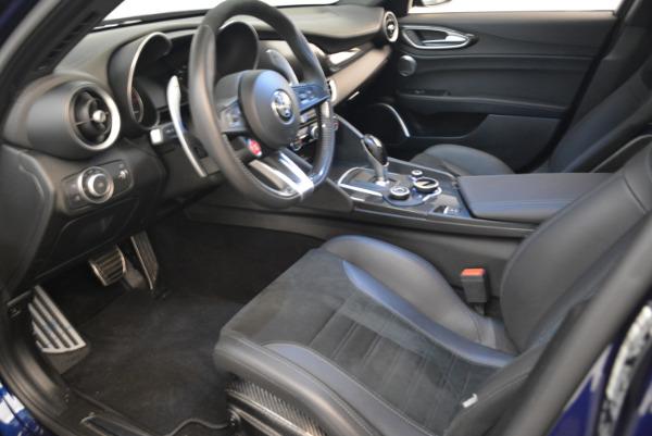 Used 2017 Alfa Romeo Giulia Quadrifoglio for sale Sold at Alfa Romeo of Westport in Westport CT 06880 14