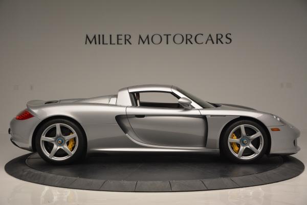 Used 2005 Porsche Carrera GT for sale Sold at Alfa Romeo of Westport in Westport CT 06880 12