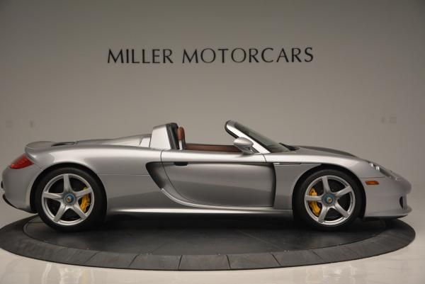 Used 2005 Porsche Carrera GT for sale Sold at Alfa Romeo of Westport in Westport CT 06880 13