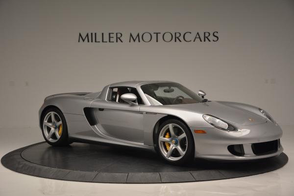 Used 2005 Porsche Carrera GT for sale Sold at Alfa Romeo of Westport in Westport CT 06880 15