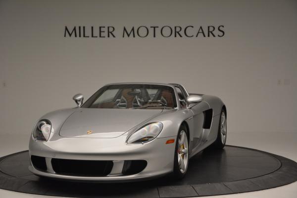 Used 2005 Porsche Carrera GT for sale Sold at Alfa Romeo of Westport in Westport CT 06880 2