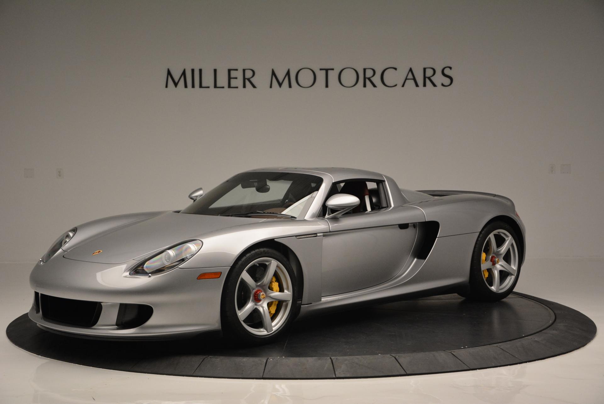 Used 2005 Porsche Carrera GT for sale Sold at Alfa Romeo of Westport in Westport CT 06880 1
