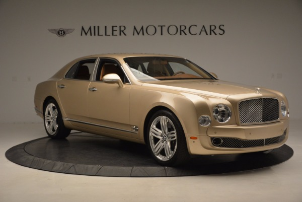 Used 2011 Bentley Mulsanne for sale Sold at Alfa Romeo of Westport in Westport CT 06880 11