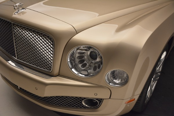 Used 2011 Bentley Mulsanne for sale Sold at Alfa Romeo of Westport in Westport CT 06880 14