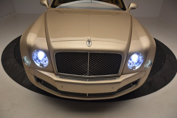 Used 2011 Bentley Mulsanne for sale Sold at Alfa Romeo of Westport in Westport CT 06880 15