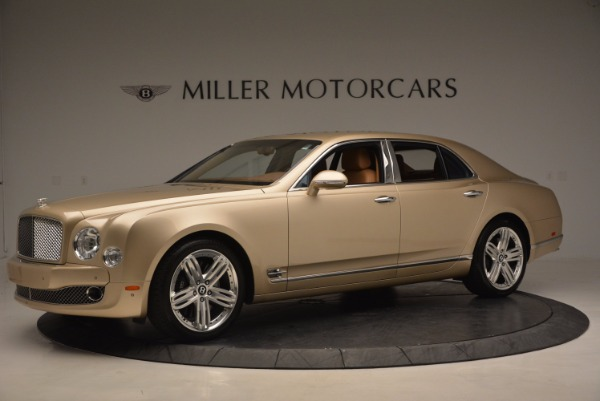 Used 2011 Bentley Mulsanne for sale Sold at Alfa Romeo of Westport in Westport CT 06880 2