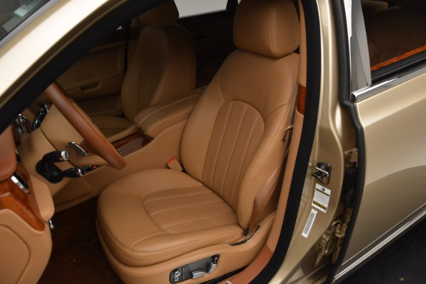 Used 2011 Bentley Mulsanne for sale Sold at Alfa Romeo of Westport in Westport CT 06880 22