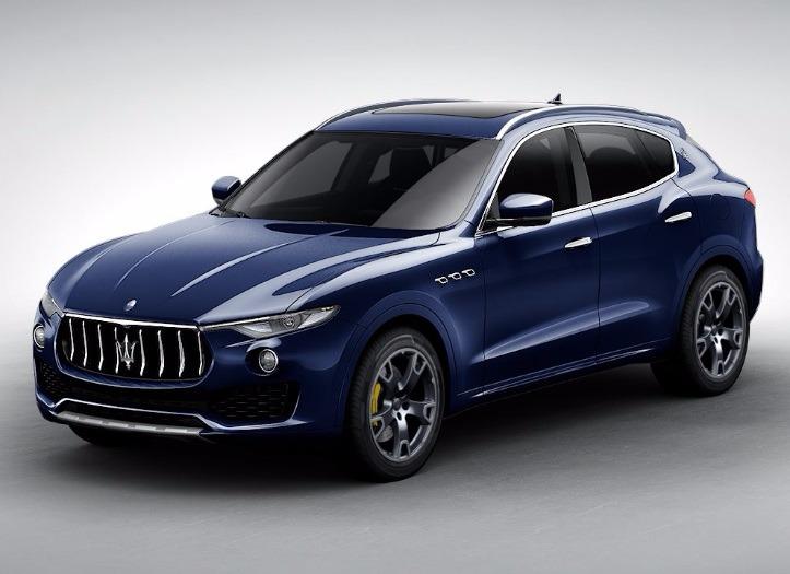 New 2017 Maserati Levante S for sale Sold at Alfa Romeo of Westport in Westport CT 06880 1
