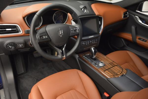 New 2017 Maserati Ghibli SQ4 S Q4 for sale Sold at Alfa Romeo of Westport in Westport CT 06880 13