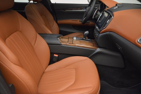New 2017 Maserati Ghibli SQ4 S Q4 for sale Sold at Alfa Romeo of Westport in Westport CT 06880 20