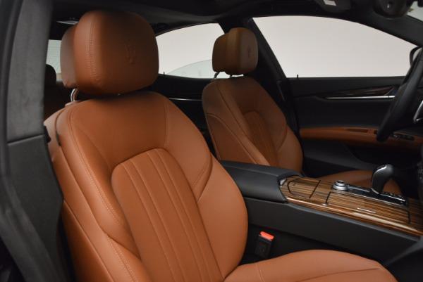 New 2017 Maserati Ghibli SQ4 S Q4 for sale Sold at Alfa Romeo of Westport in Westport CT 06880 21