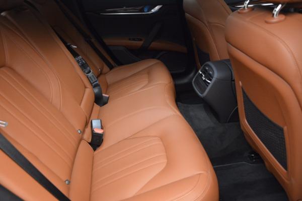 New 2017 Maserati Ghibli SQ4 S Q4 for sale Sold at Alfa Romeo of Westport in Westport CT 06880 23