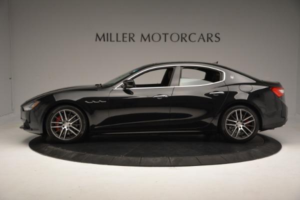 New 2017 Maserati Ghibli SQ4 S Q4 for sale Sold at Alfa Romeo of Westport in Westport CT 06880 3