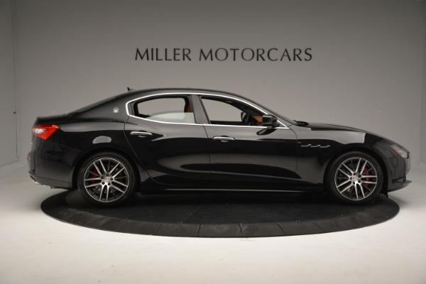 New 2017 Maserati Ghibli SQ4 S Q4 for sale Sold at Alfa Romeo of Westport in Westport CT 06880 9