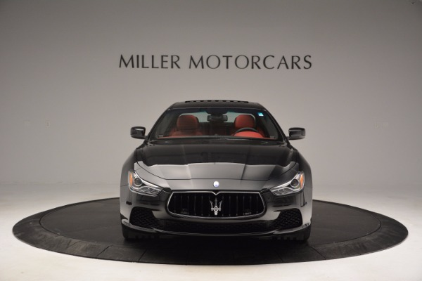 New 2017 Maserati Ghibli SQ4 for sale Sold at Alfa Romeo of Westport in Westport CT 06880 13
