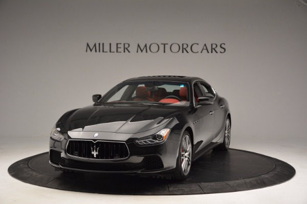 New 2017 Maserati Ghibli SQ4 for sale Sold at Alfa Romeo of Westport in Westport CT 06880 14
