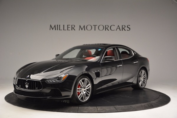 New 2017 Maserati Ghibli SQ4 for sale Sold at Alfa Romeo of Westport in Westport CT 06880 15