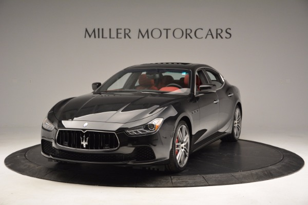 New 2017 Maserati Ghibli SQ4 for sale Sold at Alfa Romeo of Westport in Westport CT 06880 16