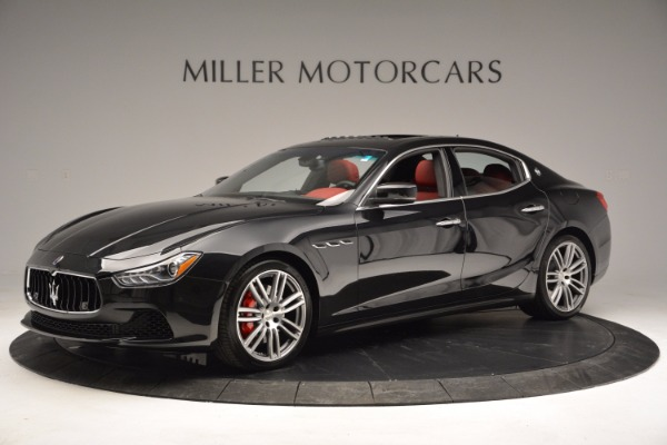 New 2017 Maserati Ghibli SQ4 for sale Sold at Alfa Romeo of Westport in Westport CT 06880 17