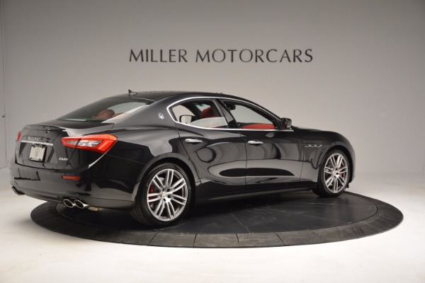 New 2017 Maserati Ghibli SQ4 for sale Sold at Alfa Romeo of Westport in Westport CT 06880 9