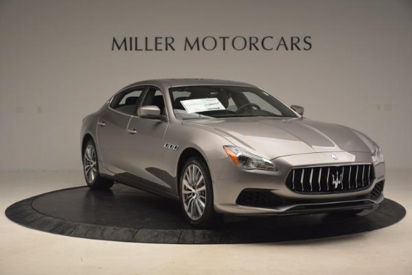 New 2017 Maserati Quattroporte SQ4 for sale Sold at Alfa Romeo of Westport in Westport CT 06880 11