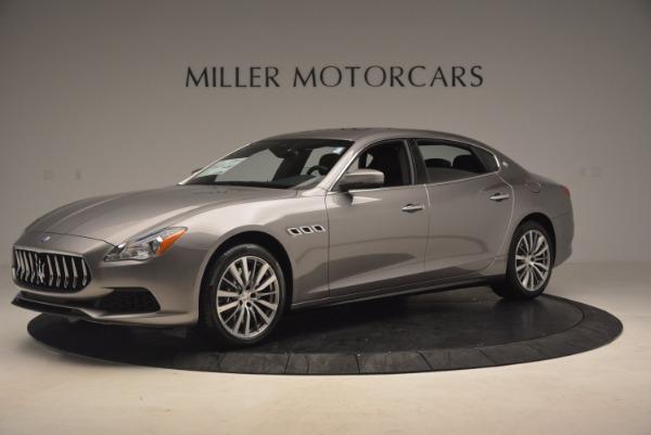 New 2017 Maserati Quattroporte SQ4 for sale Sold at Alfa Romeo of Westport in Westport CT 06880 2