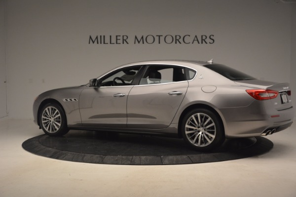 New 2017 Maserati Quattroporte SQ4 for sale Sold at Alfa Romeo of Westport in Westport CT 06880 4