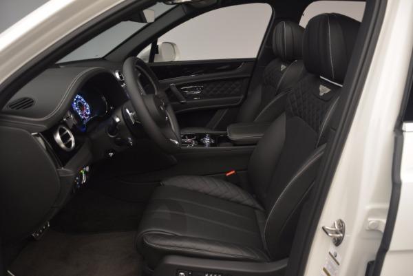 Used 2017 Bentley Bentayga for sale Sold at Alfa Romeo of Westport in Westport CT 06880 25