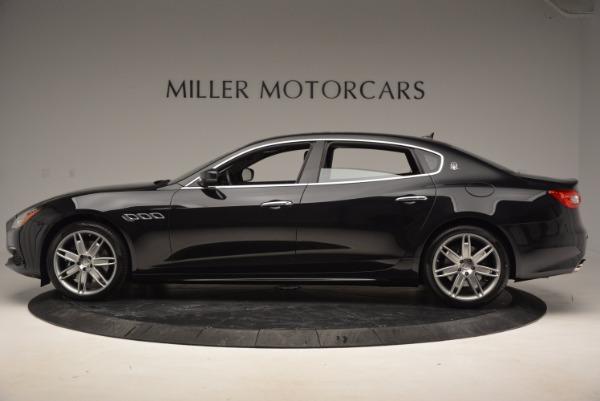 New 2017 Maserati Quattroporte S Q4 for sale Sold at Alfa Romeo of Westport in Westport CT 06880 3