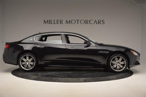 New 2017 Maserati Quattroporte S Q4 for sale Sold at Alfa Romeo of Westport in Westport CT 06880 9