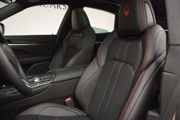 New 2017 Maserati Levante S Q4 for sale Sold at Alfa Romeo of Westport in Westport CT 06880 17