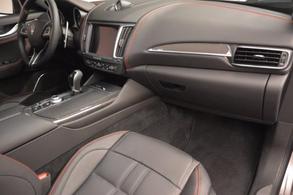 New 2017 Maserati Levante S Q4 for sale Sold at Alfa Romeo of Westport in Westport CT 06880 22