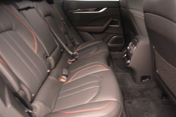 New 2017 Maserati Levante S Q4 for sale Sold at Alfa Romeo of Westport in Westport CT 06880 26