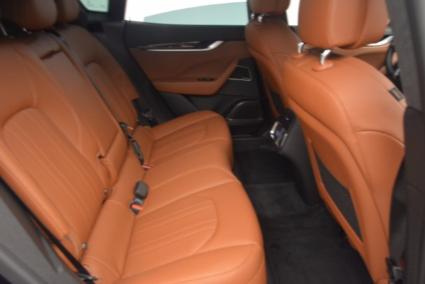 New 2017 Maserati Levante for sale Sold at Alfa Romeo of Westport in Westport CT 06880 20
