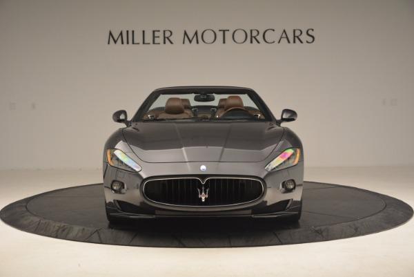 Used 2012 Maserati GranTurismo Sport for sale Sold at Alfa Romeo of Westport in Westport CT 06880 12