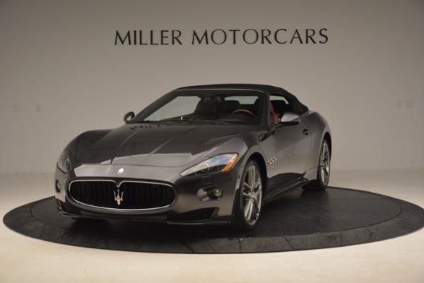 Used 2012 Maserati GranTurismo Sport for sale Sold at Alfa Romeo of Westport in Westport CT 06880 13