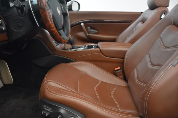 Used 2012 Maserati GranTurismo Sport for sale Sold at Alfa Romeo of Westport in Westport CT 06880 22