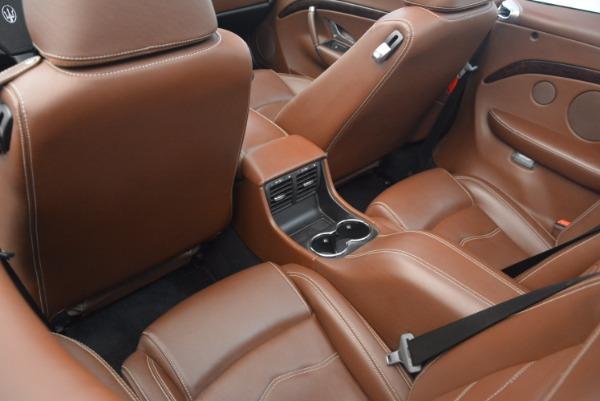 Used 2012 Maserati GranTurismo Sport for sale Sold at Alfa Romeo of Westport in Westport CT 06880 24