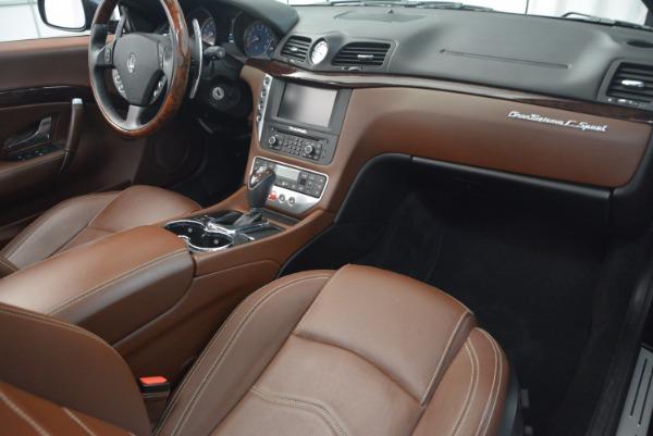 Used 2012 Maserati GranTurismo Sport for sale Sold at Alfa Romeo of Westport in Westport CT 06880 27