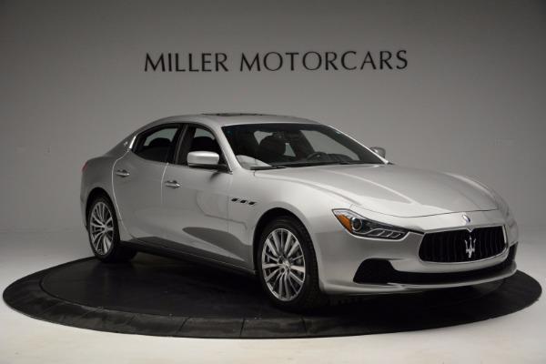 Used 2014 Maserati Ghibli for sale Sold at Alfa Romeo of Westport in Westport CT 06880 10