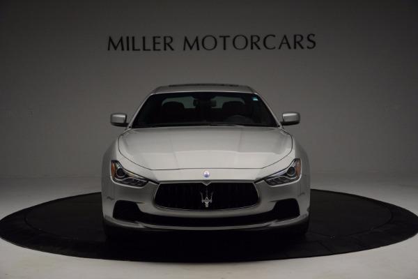 Used 2014 Maserati Ghibli for sale Sold at Alfa Romeo of Westport in Westport CT 06880 11